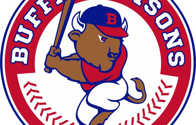 Burns' blast big in Bisons' victory