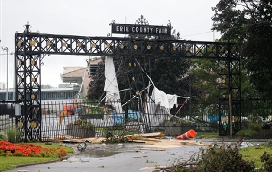 Two years ago: Tornadoes leave trail of damage in their wake