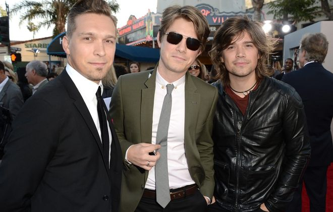The brothers Hanson will perform orchestral arrangements of their songs with the Buffalo Philharmonic Orchestra. (Getty Images)