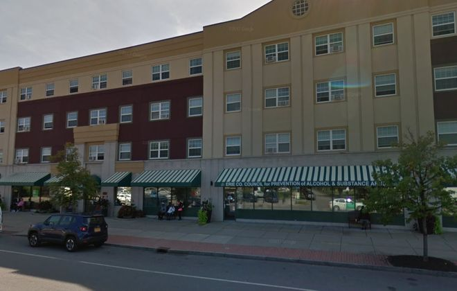 The Hertel Park Senior Apartments is one of four senior affordable housing complexes whose management was taken over by Capreit, of Rockville, Md.