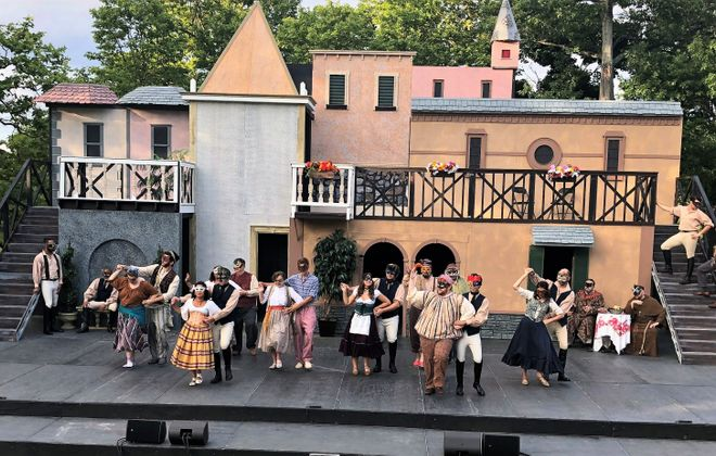 """Much Ado About Nothing"" is the next production for Shakespeare in Delaware Park."