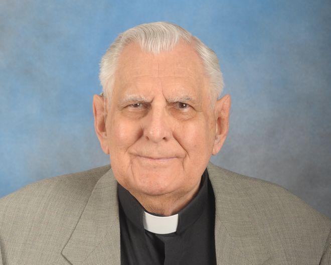 Monsignor sgr. Mecislaus Wendzikowski