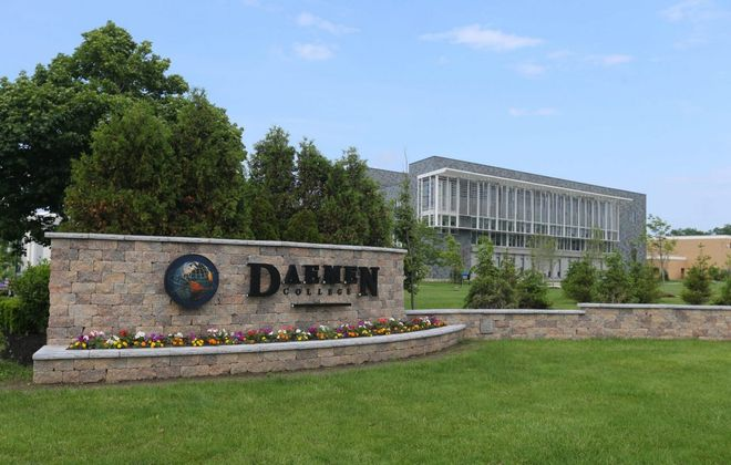 Daemen College. (Mark Mulville/News file photo)