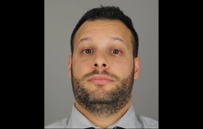 Andrew J. Caldarelli, 32, of the Town of Tonawanda, was charged with driving while intoxicated. (City of Tonawanda Police)