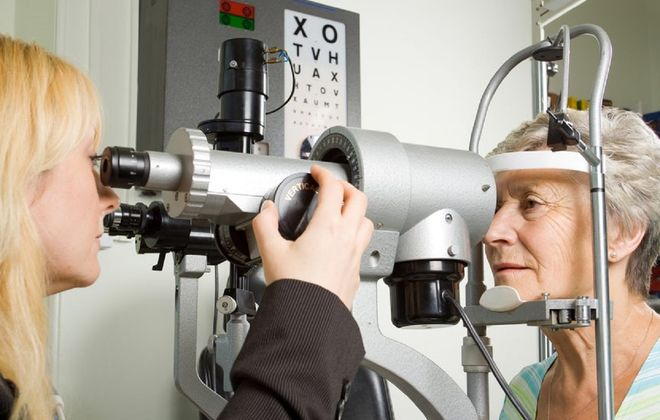 Regular eye exams are important, especially as we move into our older years, and can help diagnose eye and other diseases. (News file photo)