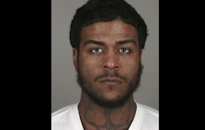 Juan Colon, 22, was convicted of manslaughter in the  fatal July 9, 2018 shooting of Angel Marcial Jr. on the I-190 in Buffalo. (Crime Stoppers Buffalo)