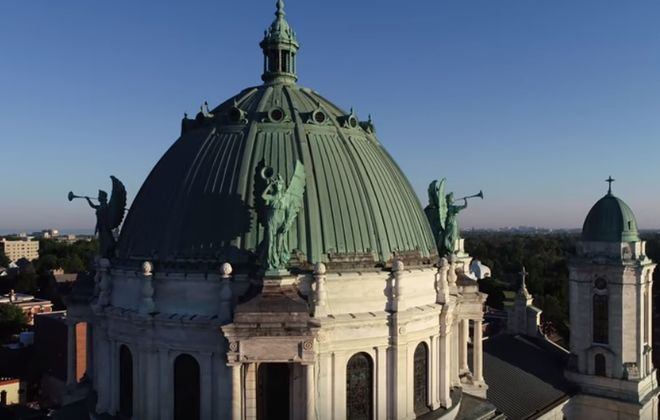 Our Lady of Victory Basilica is one of WNY's most beautiful churches