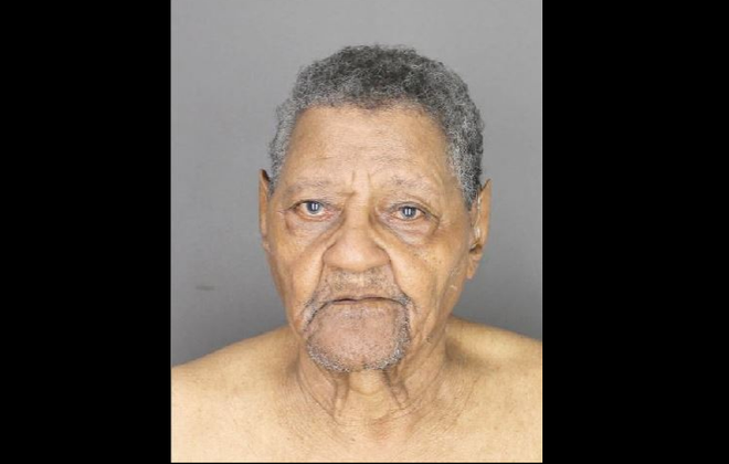 John Tenant, 94, was found incompetent to stand trial for attempted murder. (Photo courtesy of the Erie County District Attorney's Office)