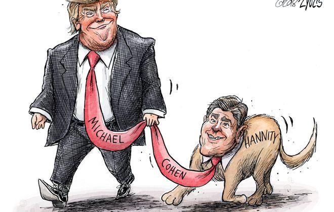 Sean Hannity: April 18, 2018