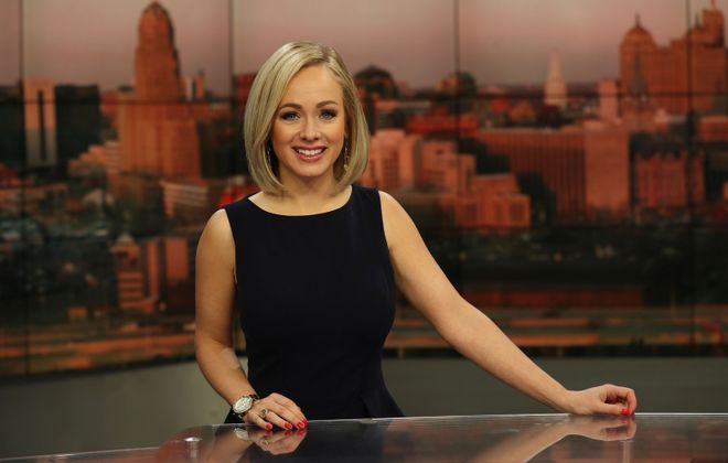 Kate Welshofer will host new show along with Maria Genero. (Sharon Cantillon/Buffalo News)