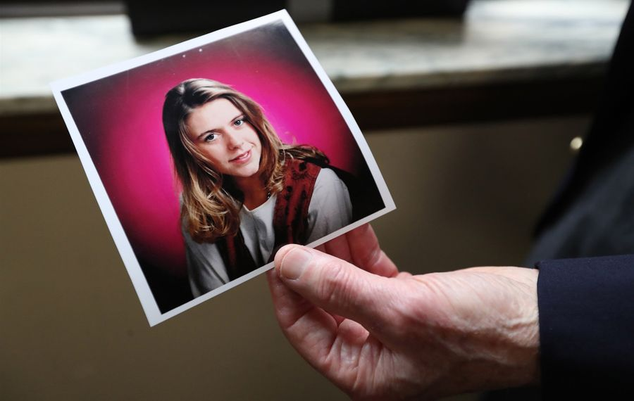 Mandy Steingasser, 17, a senior at North Tonawanda High School, was murdered in 1993. (Sharon Cantillon/News file photo)