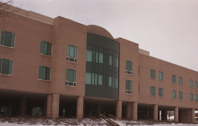 Kenmore Mercy Hospital. (News file photo)