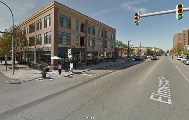 Frank Campofelice bought the three-story mixed-use building at 448 Elmwood from Krog Corp. for nearly $3.4 million.