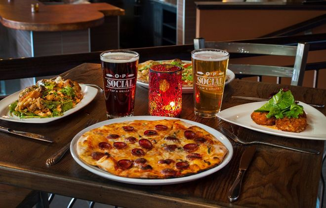 O.P. Social prides itself on a menu with something for everyone. (Photo courtesy  O.P. Social.)