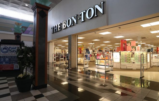 No, Wednesday's announcement doesn't mean you'll be able to walk back into your favorite Bon-Ton store. (James P. McCoy/Buffalo News)