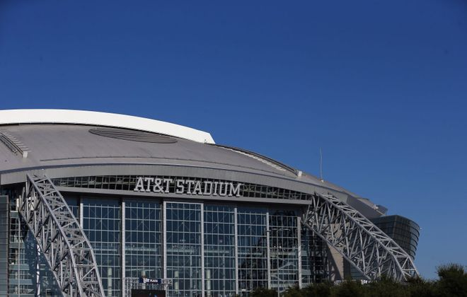 The 2018 NFL Draft starts Thursday at AT&T Stadium in Arlington, Texas. (Getty Images)