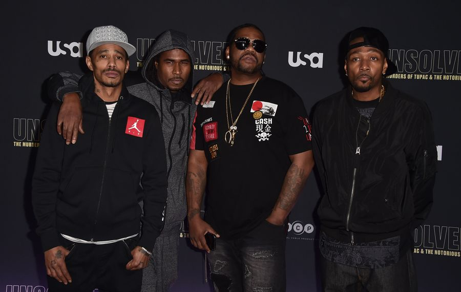 Legendary rap act Bone  Thugs-N-Harmony will be in concert at the Rapids Theatre. (Getty Images)