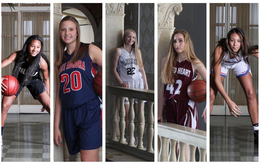 2018 All-WNY girls basketball team capsules