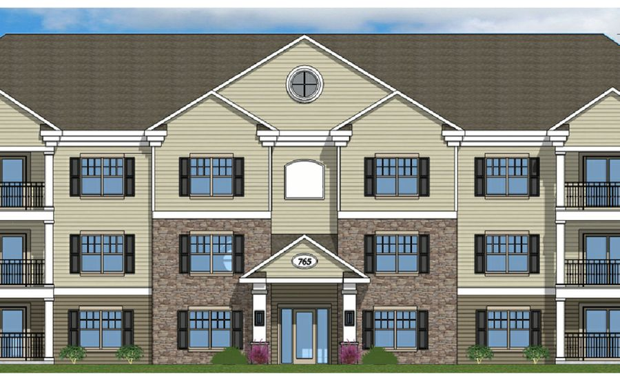McGuire Development Co. and James Jerge are starting work on the Fairchild Place residential complex in the Village of Lewiston.