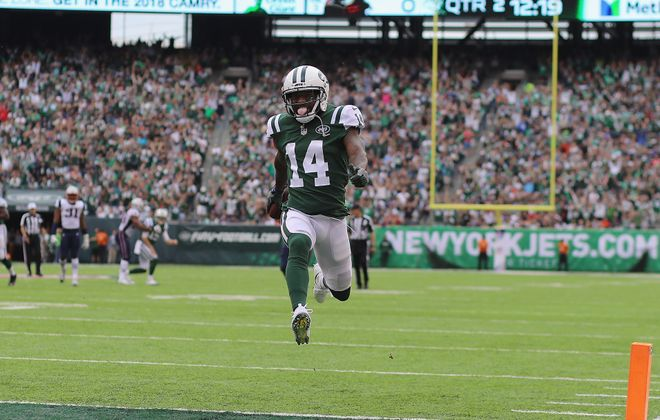 Jeremy Kerley has spent most of his career as a slot receiver. (Getty Images)