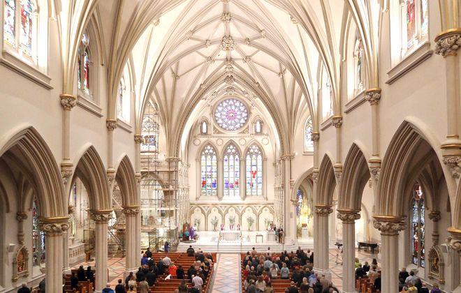 St. Joseph Cathedral, Buffalo. (Sharon Cantillon)