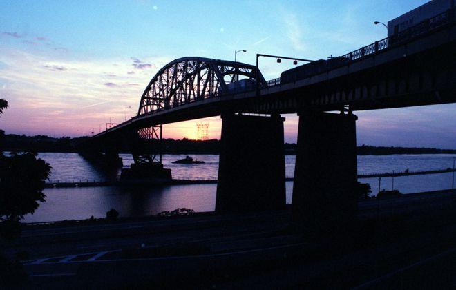 The Peace Bridge in Buffalo. (Harry Scull Jr./News file photo)