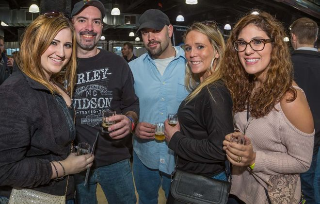 Smiling faces at Thawfest 2017, which returns this weekend with an impressive list of vendors. (Don Nieman/Special to The News)