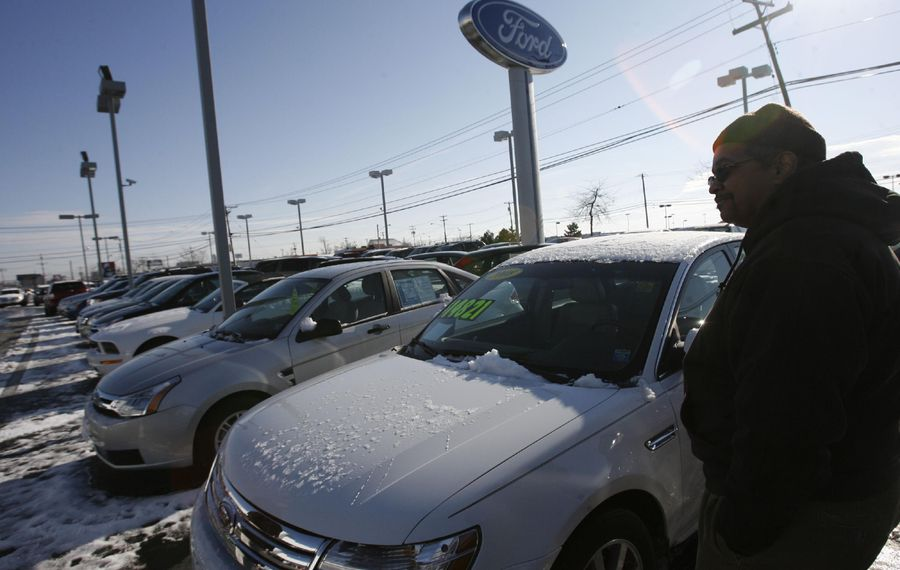 Basil family dealerships have hired a chief operating officer to support their growing operations. (News file photo)