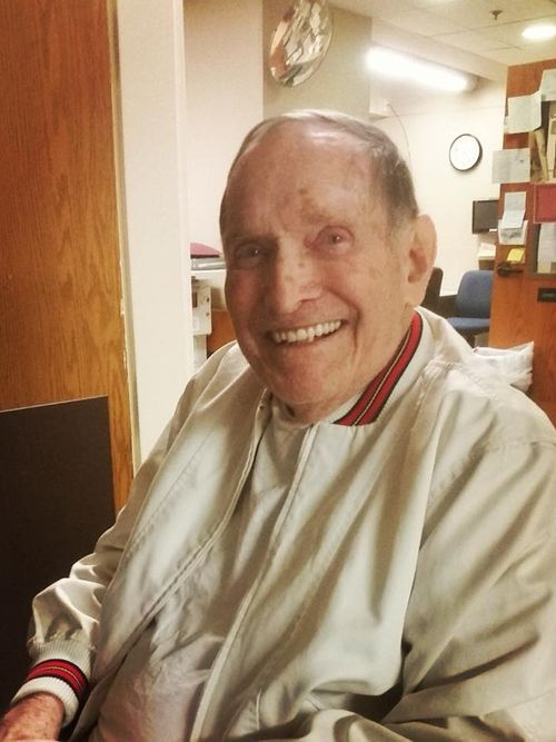 John Hotter, 92, pharmaceutical sales representative, World War II veteran