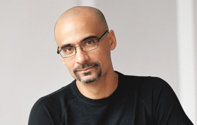 Junot Díaz comes to Kleinhans Music Hall on April 20 to read as part of Just Buffalo Literary Center's Babel series.