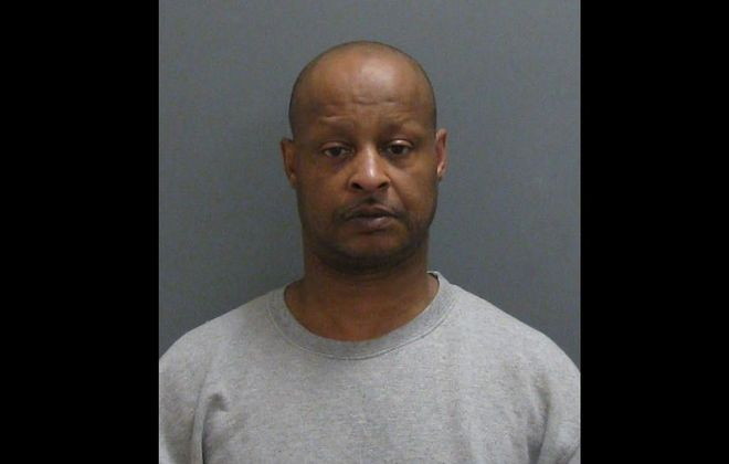 Robert S. Overton Jr., 47, faces a felony charge of aggravated cruelty to animals. (Photo courtesy of Jamestown Police)