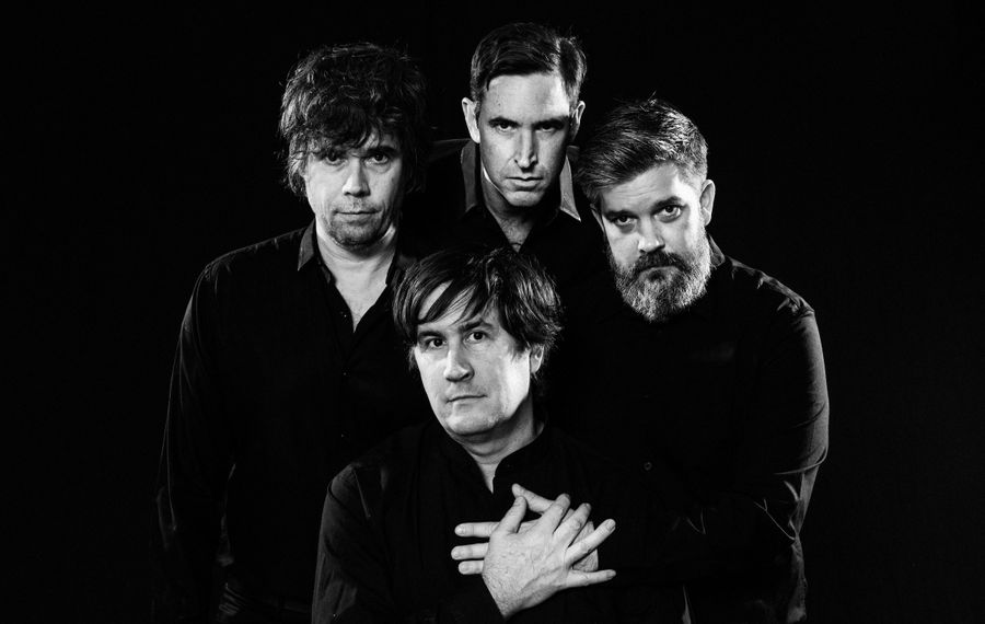 The Mountain Goats will perform at Asbury Hall at Babeville. (Photo by Jeremy Lange)