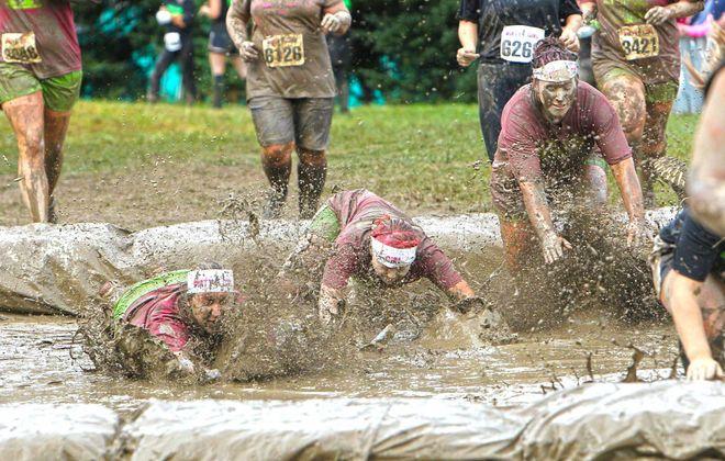 Dirty Girl Mud Run (Sharon Cantillon)