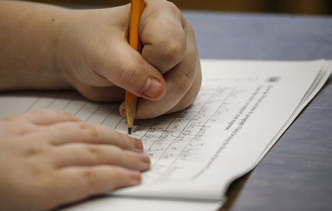 The state is doing away with a system tying public school teacher evaluations to student test results. (Derek Gee/News file photo)