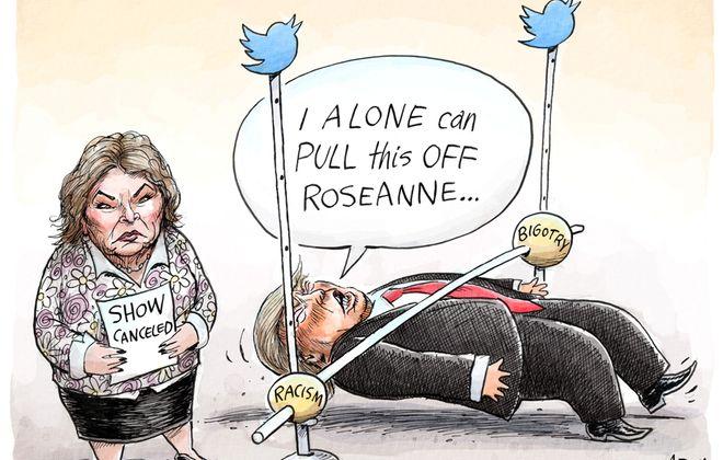 Roseanne: May 31, 2018