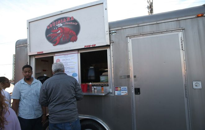 The Louisiana Cookery food truck now has a brick and mortar location, too. (Sharon Cantillon/News file photo)