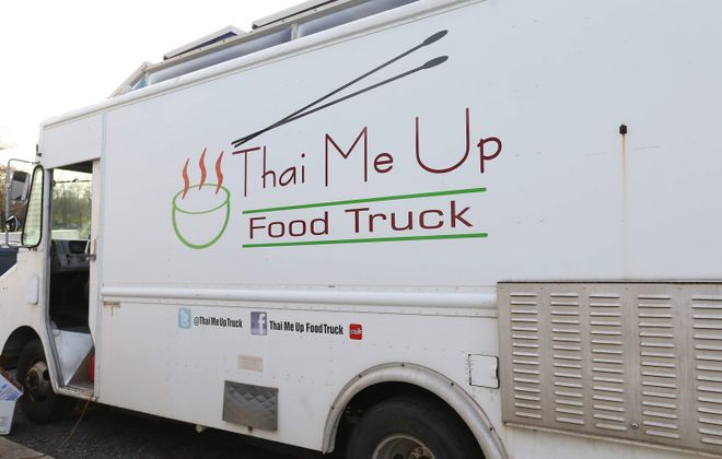 Thai Me Up Food Truck, pictured in 2016. (Sharon Cantillon/News file photo)