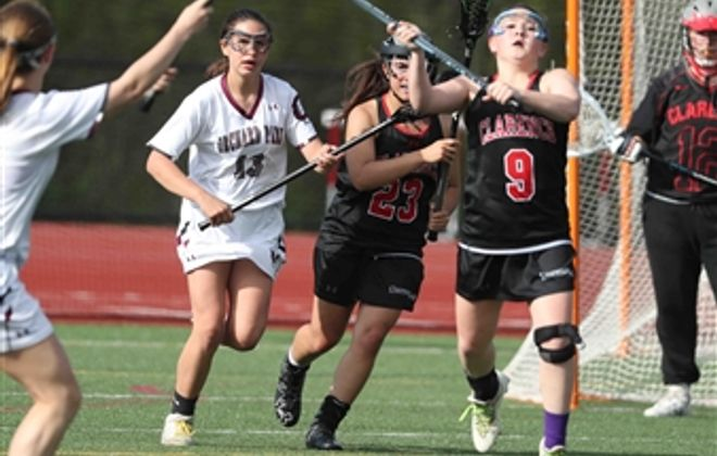 Orchard Park 14, Clarence 10 girls lacrosse