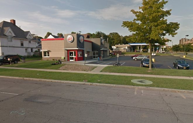 This Burger King on Busti Avenue was acquired by a real estate investment trust based in Dallas.