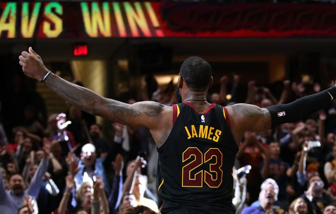 In his 15th season, LeBron James has nothing left to prove. (Getty Images)
