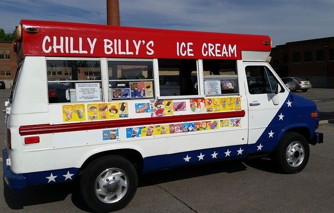 Chilly Billy's food truck. (via Chilly Billy's)