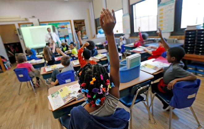 Hamburg teachers approve a new contract with raises. (Robert Kirkham/News file photo)