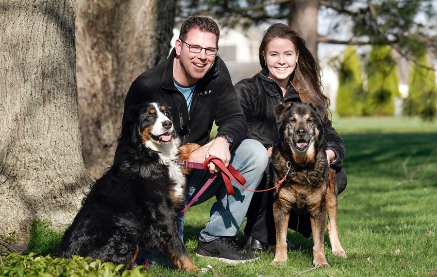On Being A Dog Dad The Buffalo News