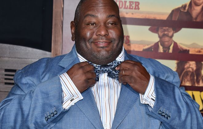 Comedian Lavell Crawford begins his five-show run at Helium on Thursday night. (Alberto E. Rodriguez/Getty Images)