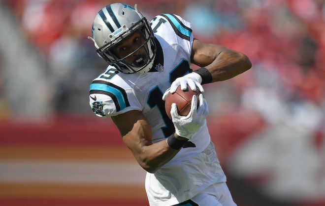 Russell Shepard was released by the Carolina Panthers. (Getty Images)