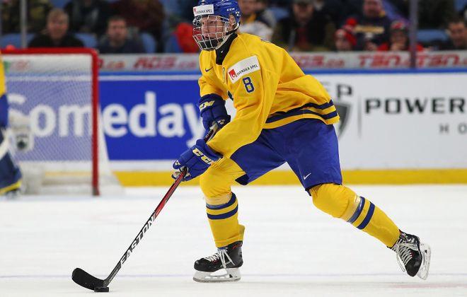 Rasmus Dahlin. (Getty Images)
