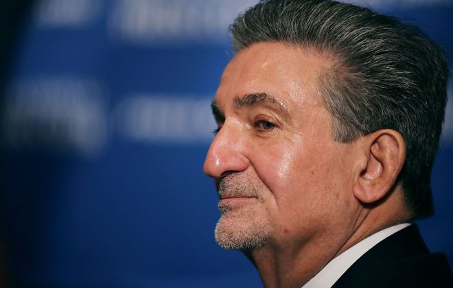 """Washington sports mogul Ted Leonsis says """"increased transparency that will accompany more legalized betting around the country will only further protect against potential corruption."""" (Getty Images)"""
