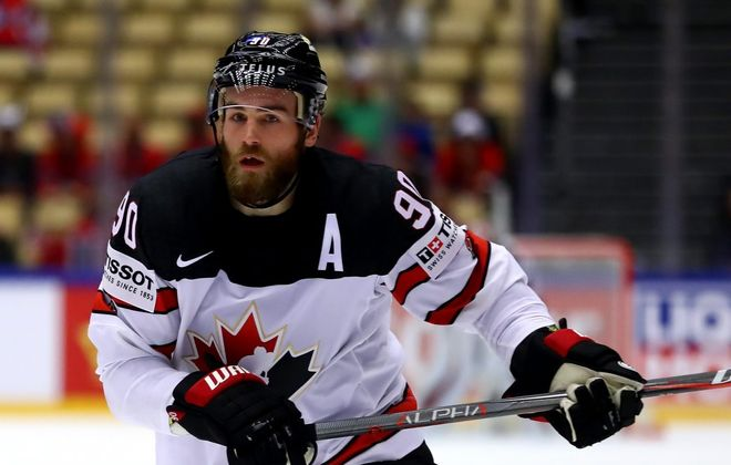 Ryan O'Reilly is getting the winning feeling back with Canada. (Getty Images)