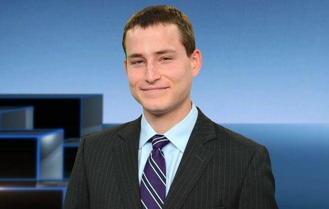 Danny Spewak of WGRZ has found a new market to work in. (via WGRZ)