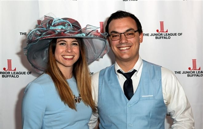 Picture This: Junior League of Buffalo Derby Day